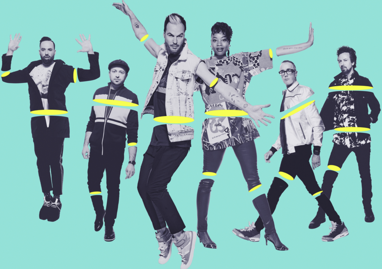 """Fitz and the Tantrums release brand new single """"123456"""""""