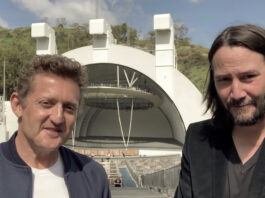 Bill and Ted 3 (announcement)