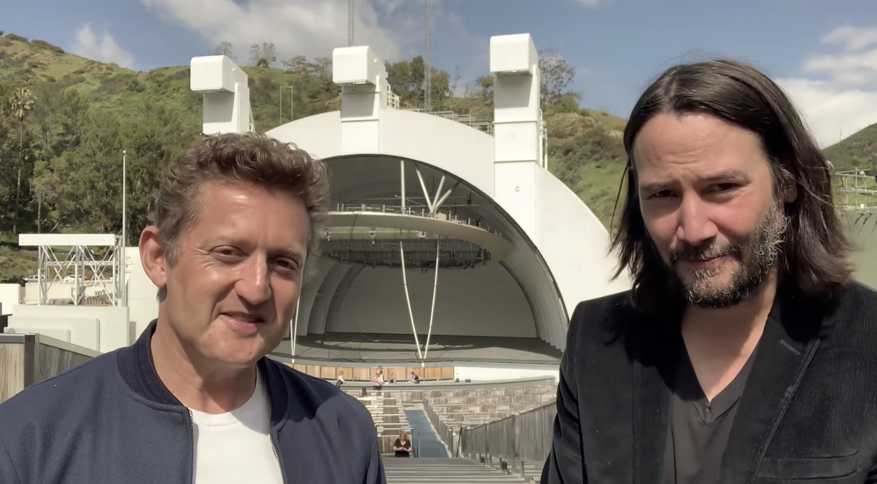 'Bill & Ted' are going on another excellent adventure, set for 2020