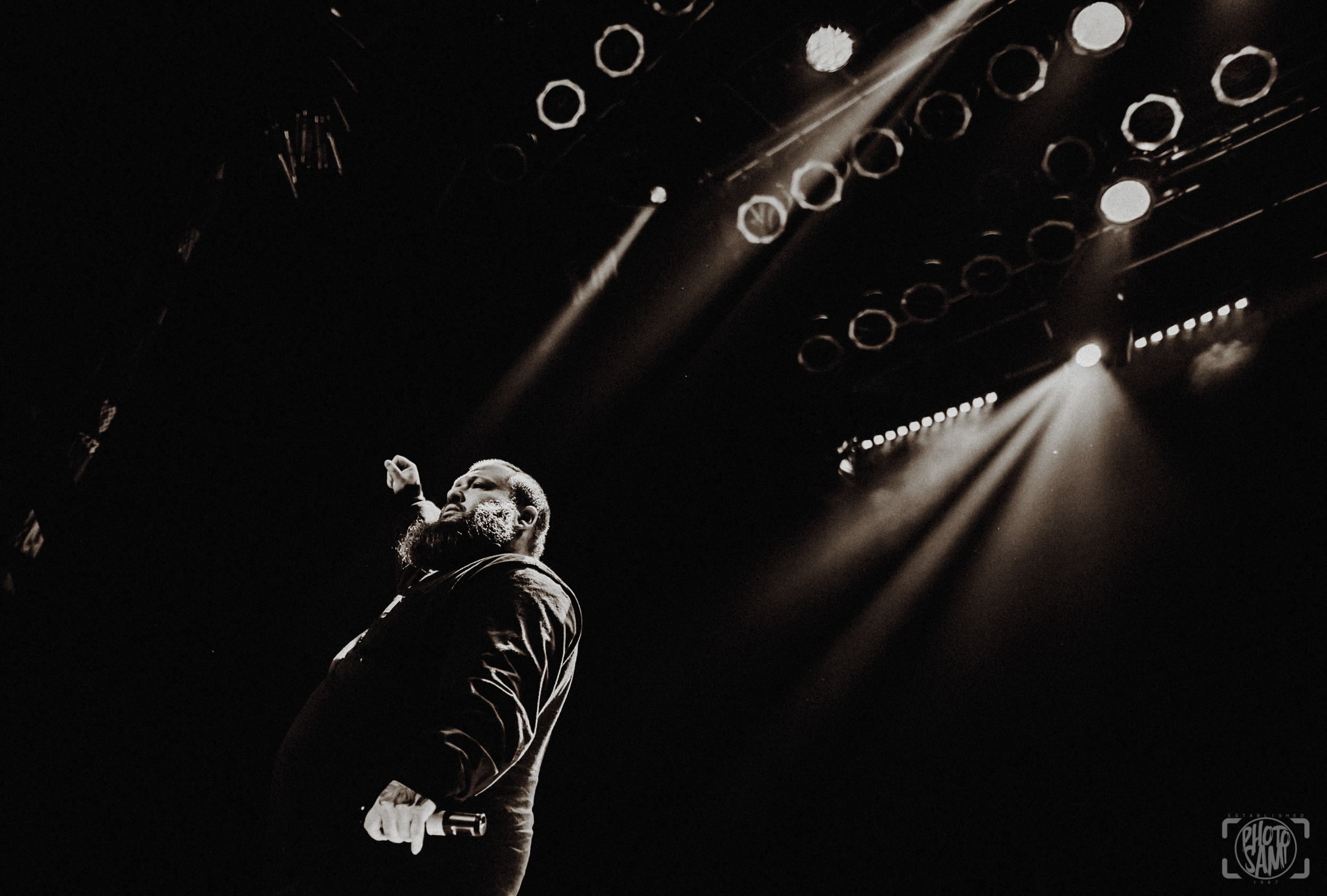 PHOTO GALLERY: Action Bronson puts on a LEGENDARY performance in San Diego