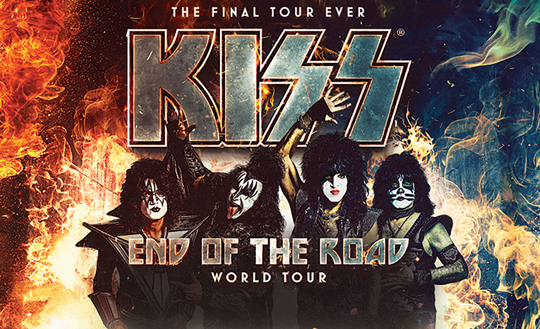 Kiss deliver the greatest show on Earth with 'The Final Tour Ever'