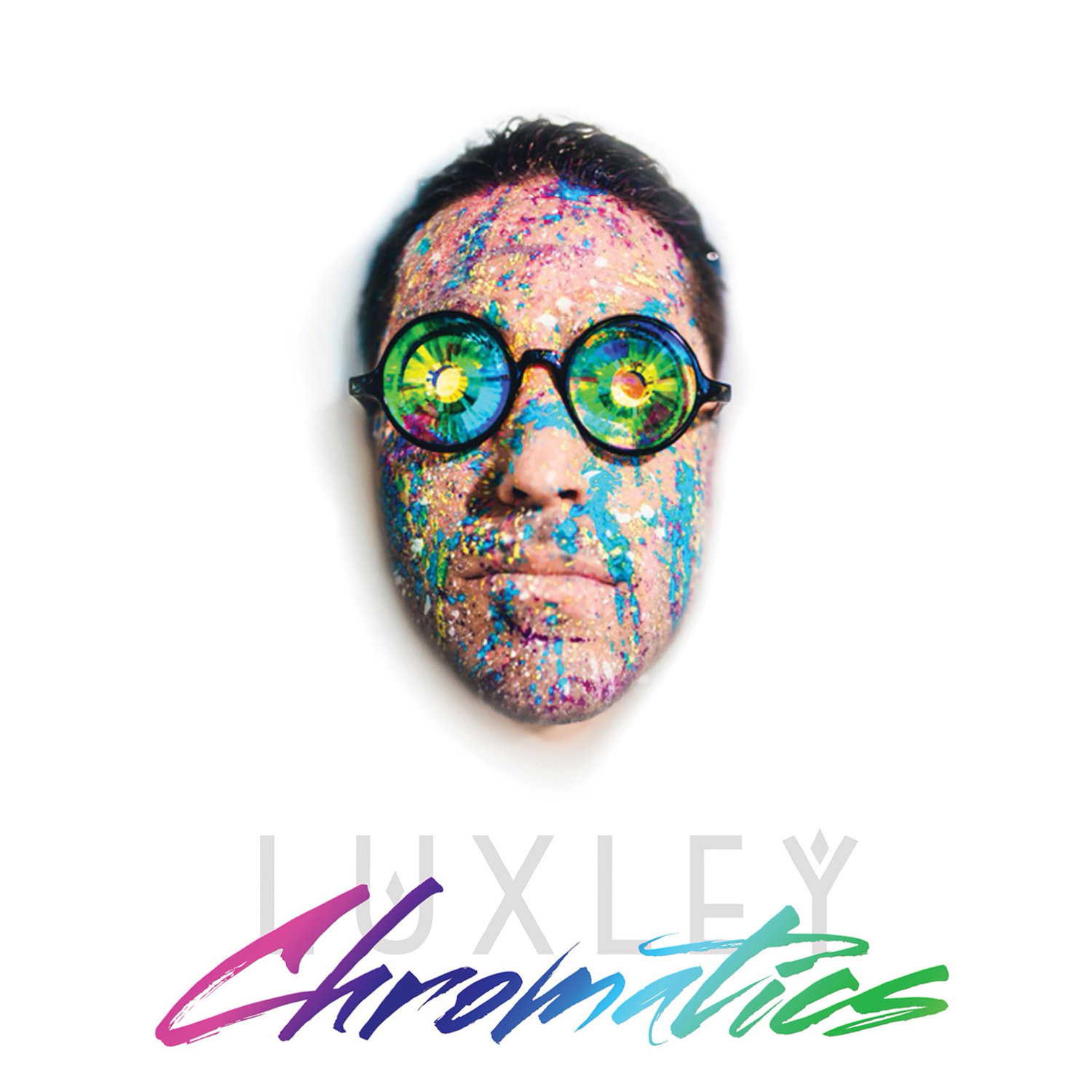 Luxely Drops Creatively Colorful EP, 'Chromatics'
