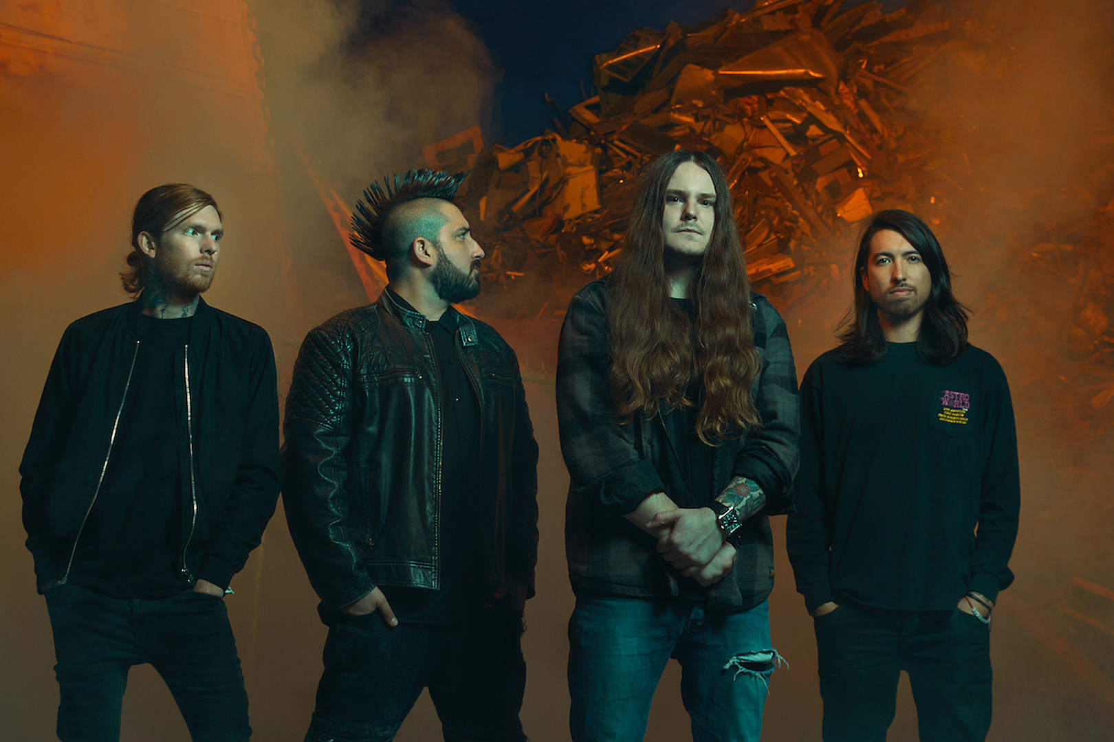 "INTERVIEW: Of Mice & Men discuss ""How To Survive"" and where they go from here"