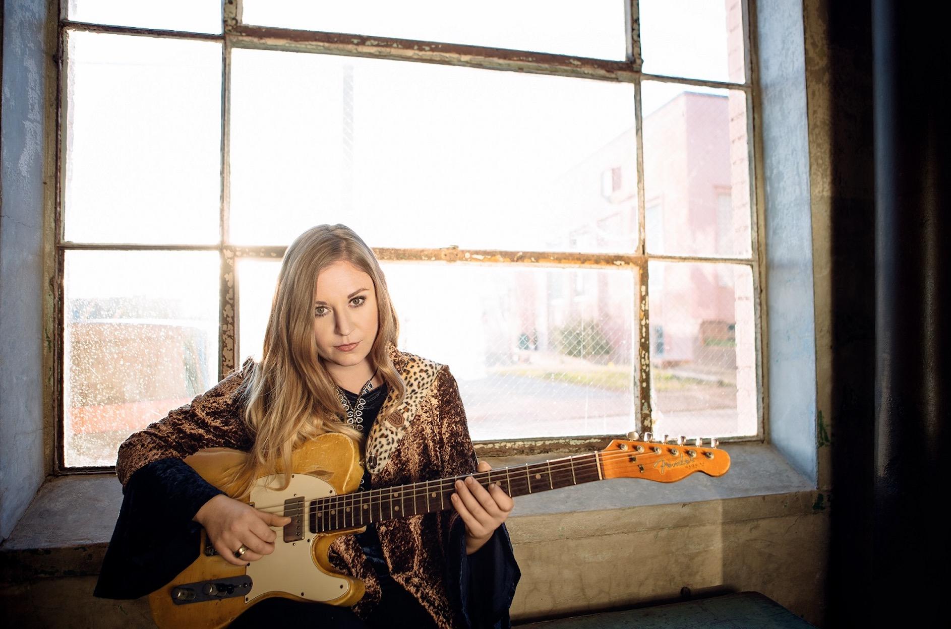 INTERVIEW: Joanne Shaw Taylor talks new album 'Reckless Heart'