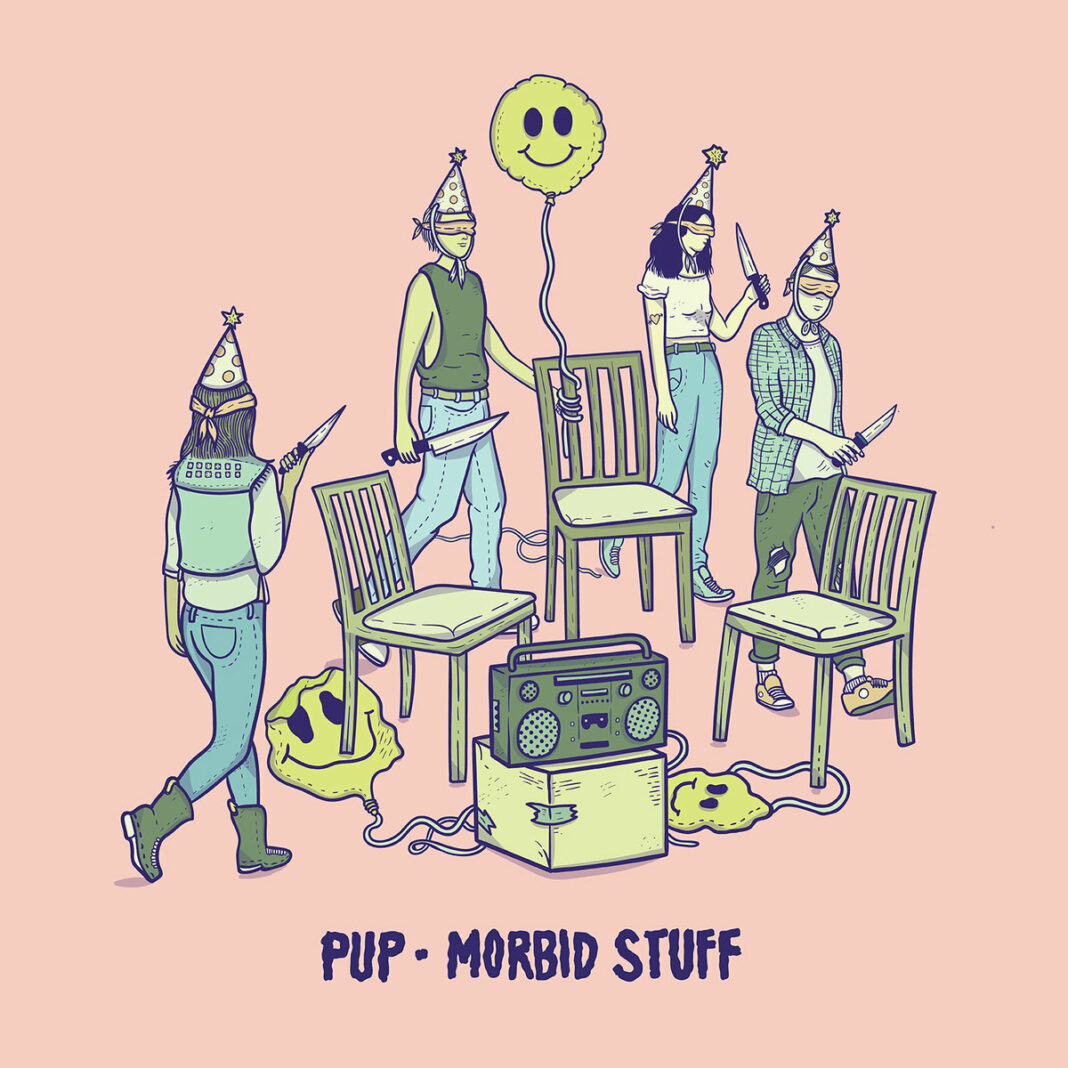 pup morbid stuff review