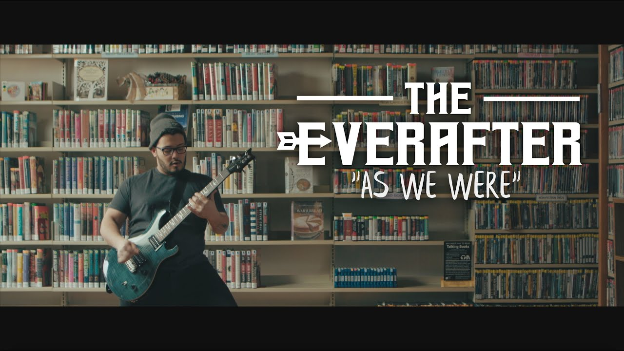 """PREMIERE: The Everafter debut aggressive and infectious single, """"As We Were"""""""