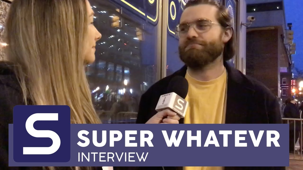 VIDEO INTERVIEW: Super Whatevr talk 'Never Nothing,' their message, more
