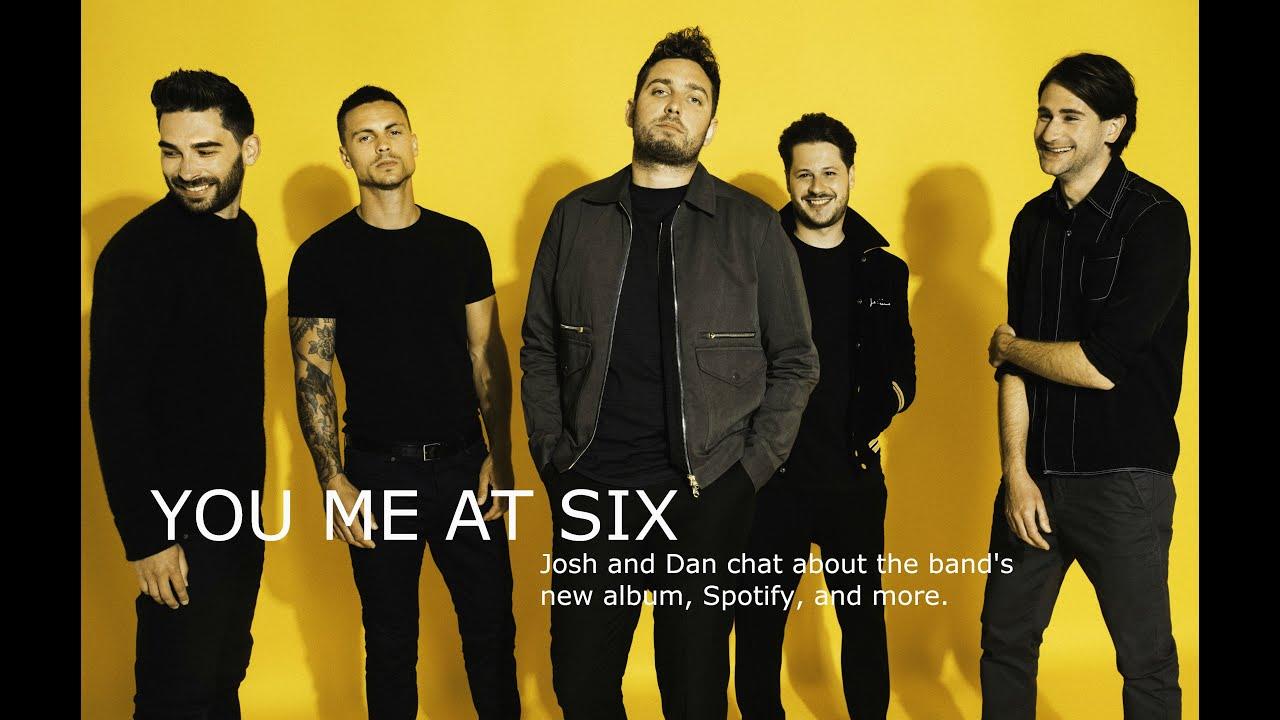 INTERVIEW: You Me At Six's Josh Franceschi and Dan Flint