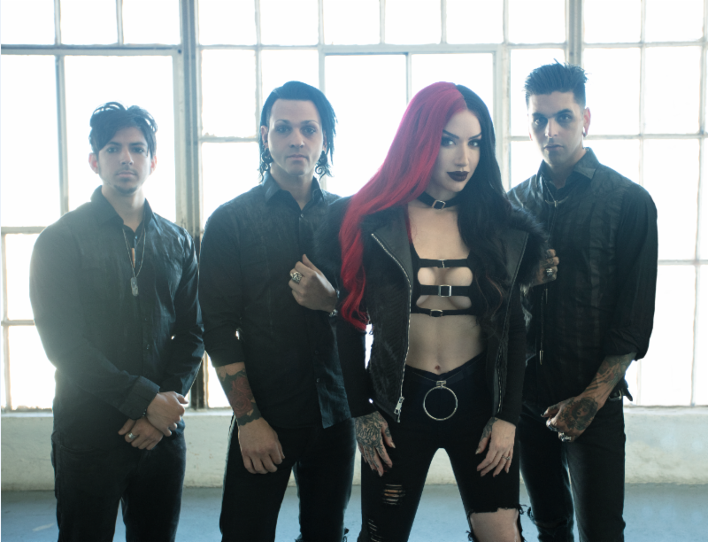 "New Years Day on ""knowing that you'll never break, that you can take anything"" with new album, 'Unbreakable'"