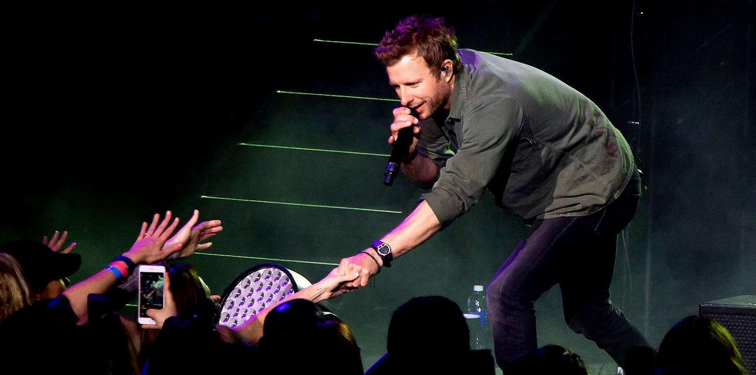 Dierks Bentley closes 'Burning Man' tour with one final party