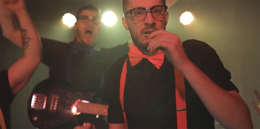 """Boys of Fall have """"Something to Say"""" in quirky music video"""
