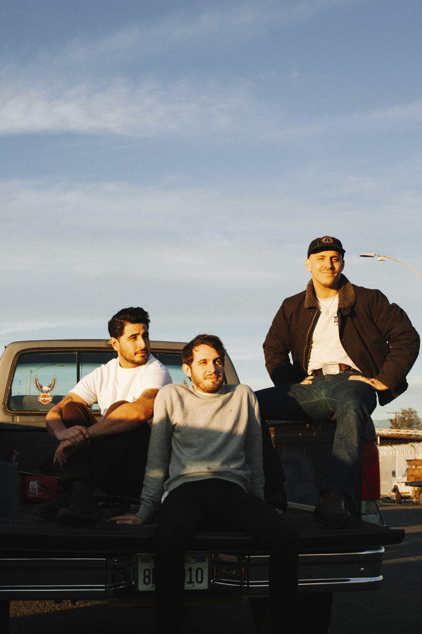 """PREMIERE: Together Pangea show off their beach-pop sensibilities with """"Never Said I Wanna"""""""