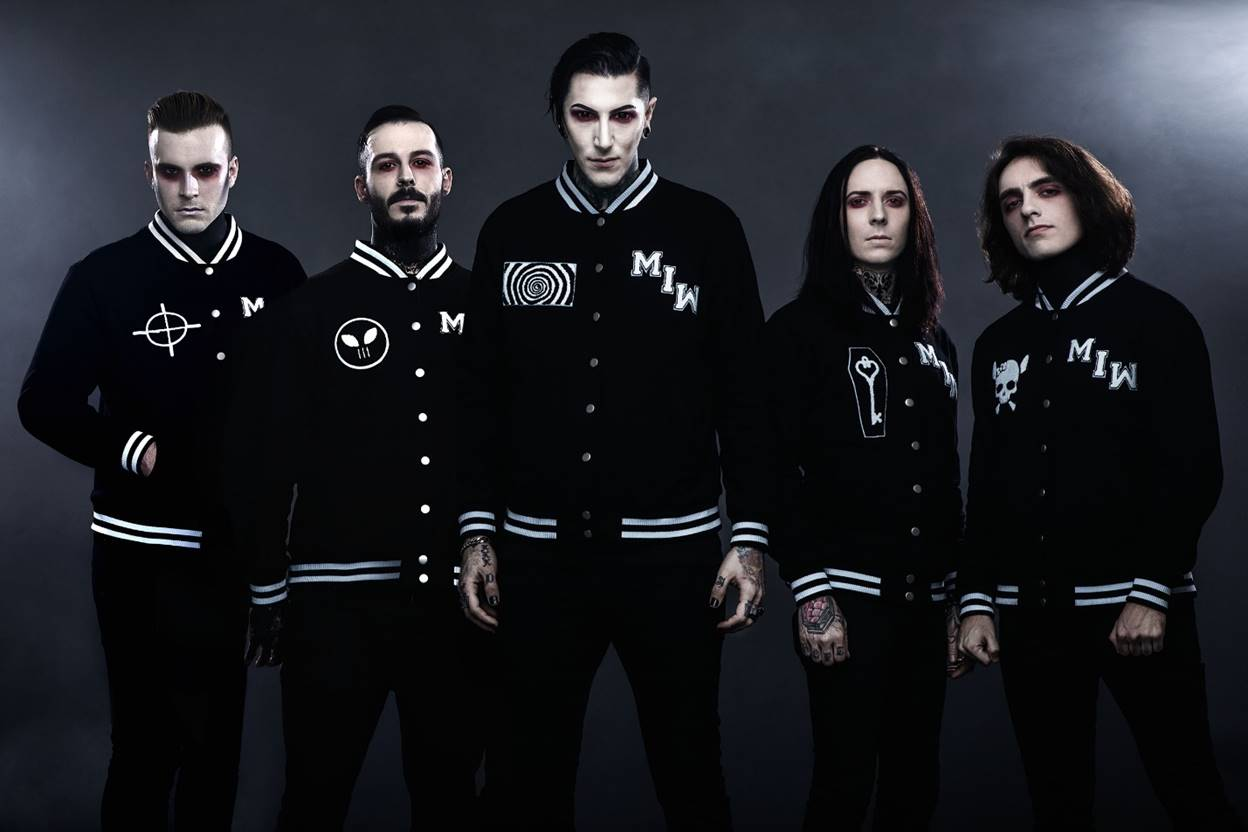 Motionless In White announce new album, 'disguise', with two new singles