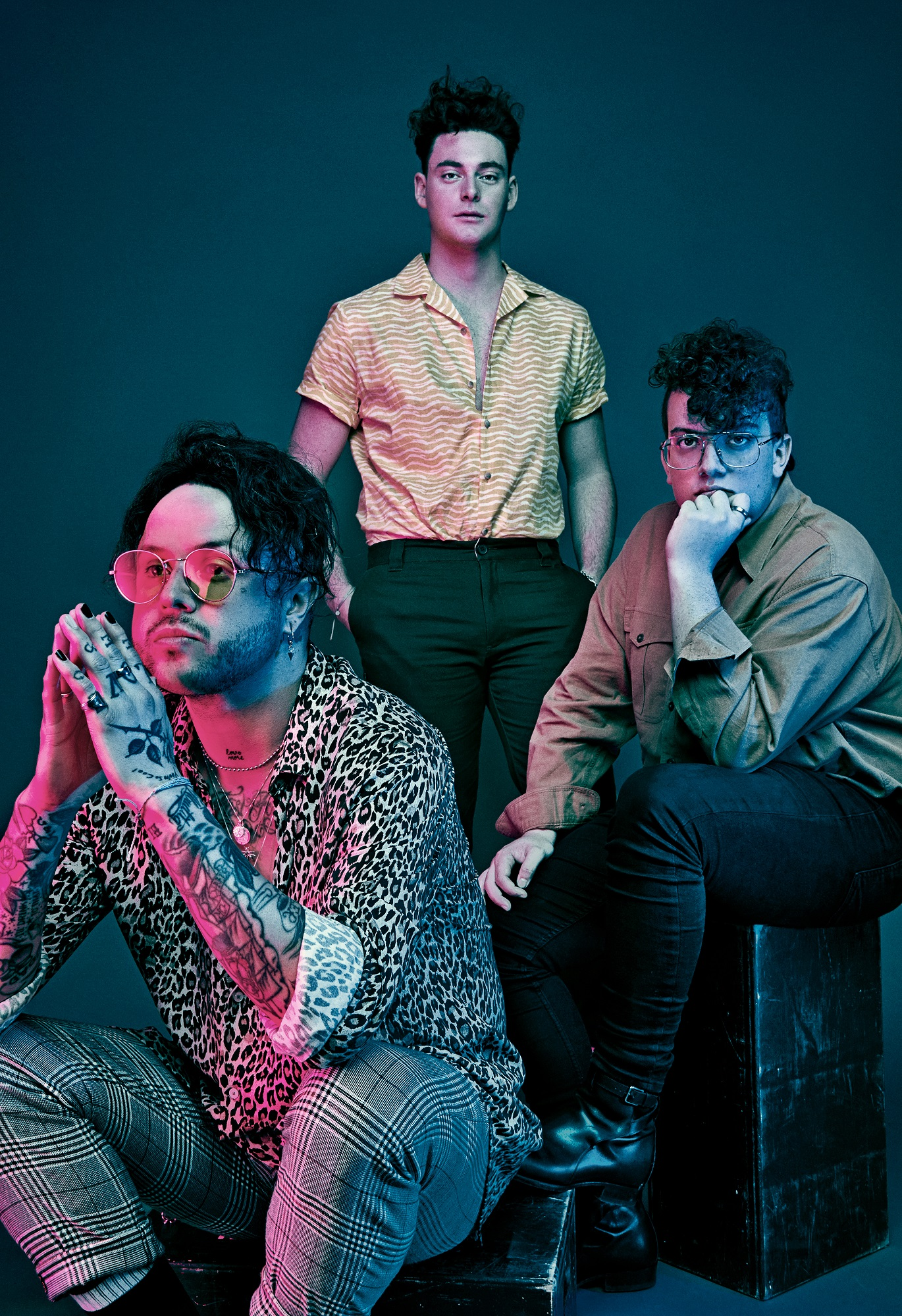 """Interview with lovelytheband: """"Be yourself…. Odds are, someone can relate."""""""