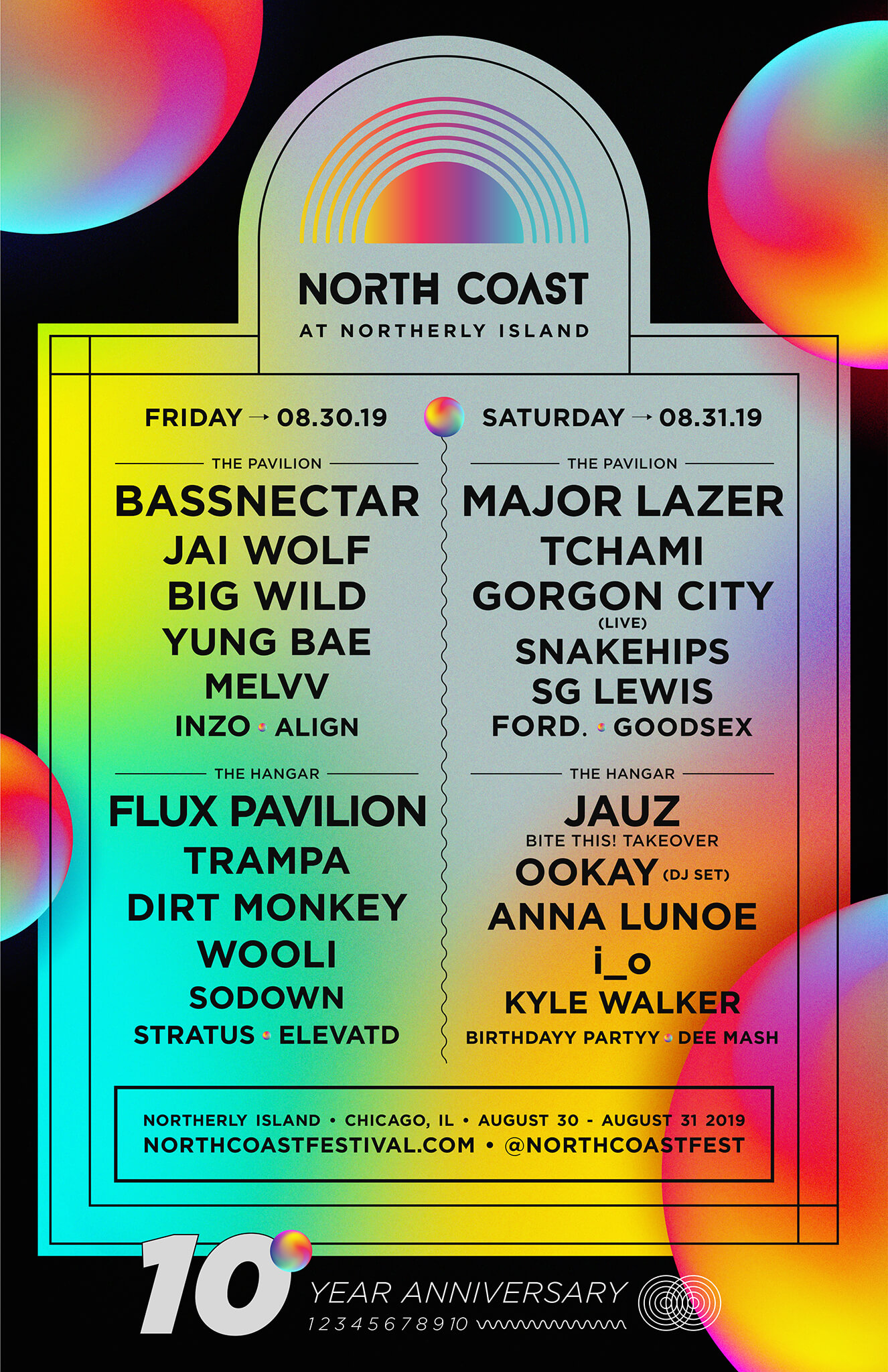North Coast gets a new home for its 10th anniversary