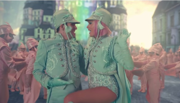 Taylor Swift unveils new era with colorful video for 'ME!,' featuring Brendon Urie