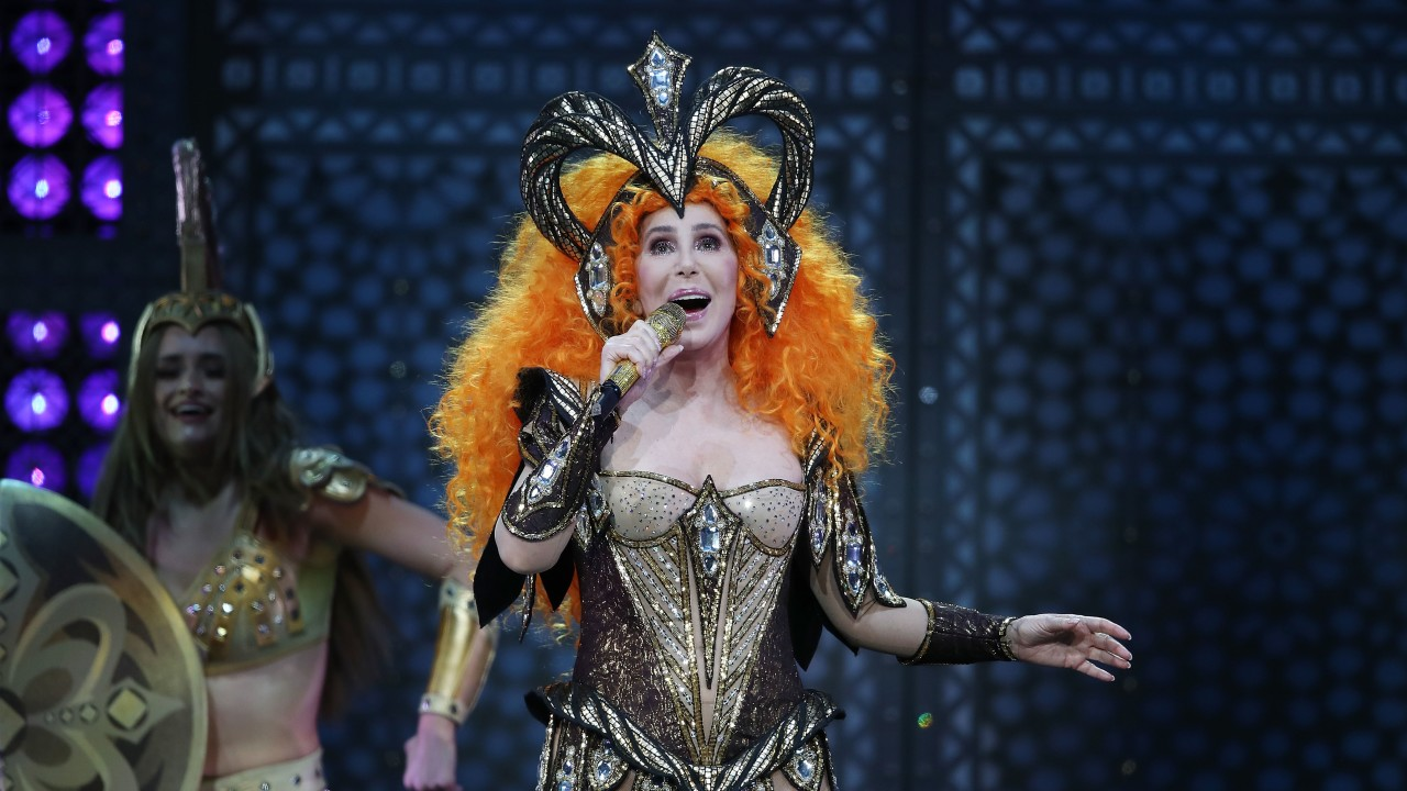 Cher delivers more than hits at 'Here We Go Again' tour stop