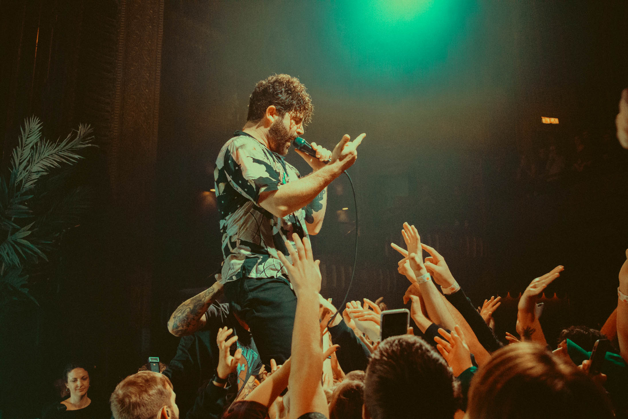 Foals' sold out Chicago show was flawless for so many reasons