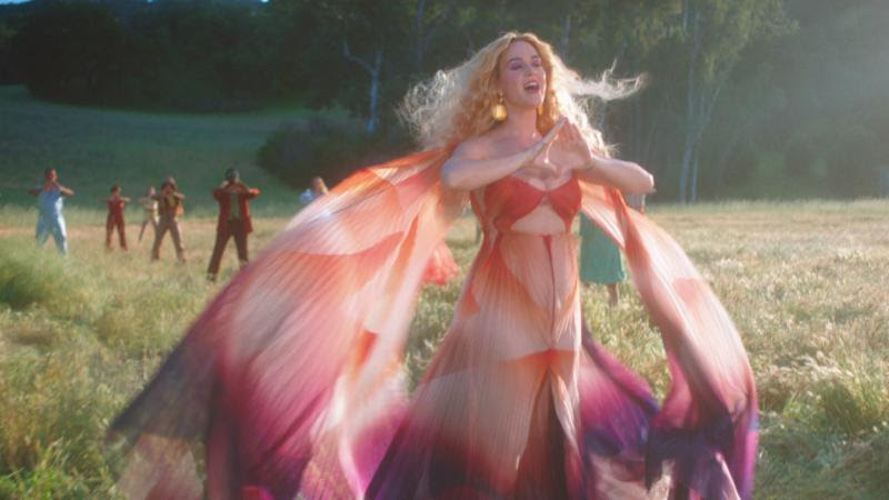 Katy Perry returns with first solo song since 2017, 'Never Really Over'