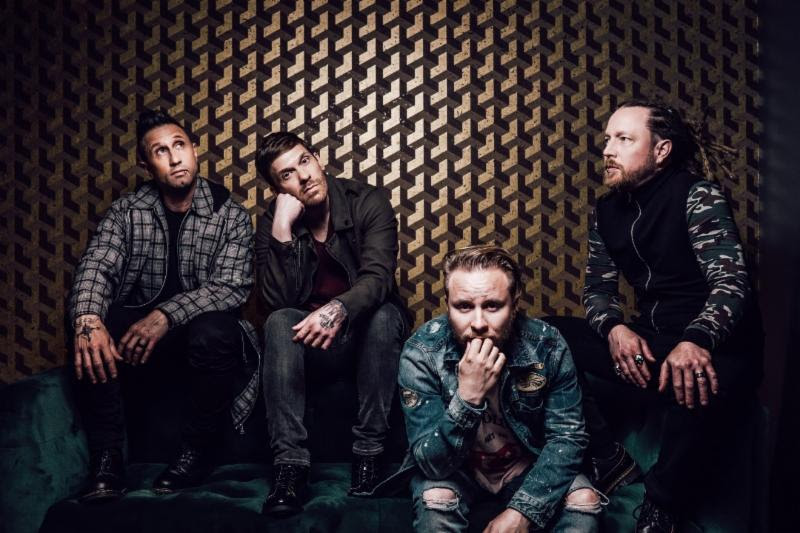 Shinedown release full-live concert for free, 'Live In London'