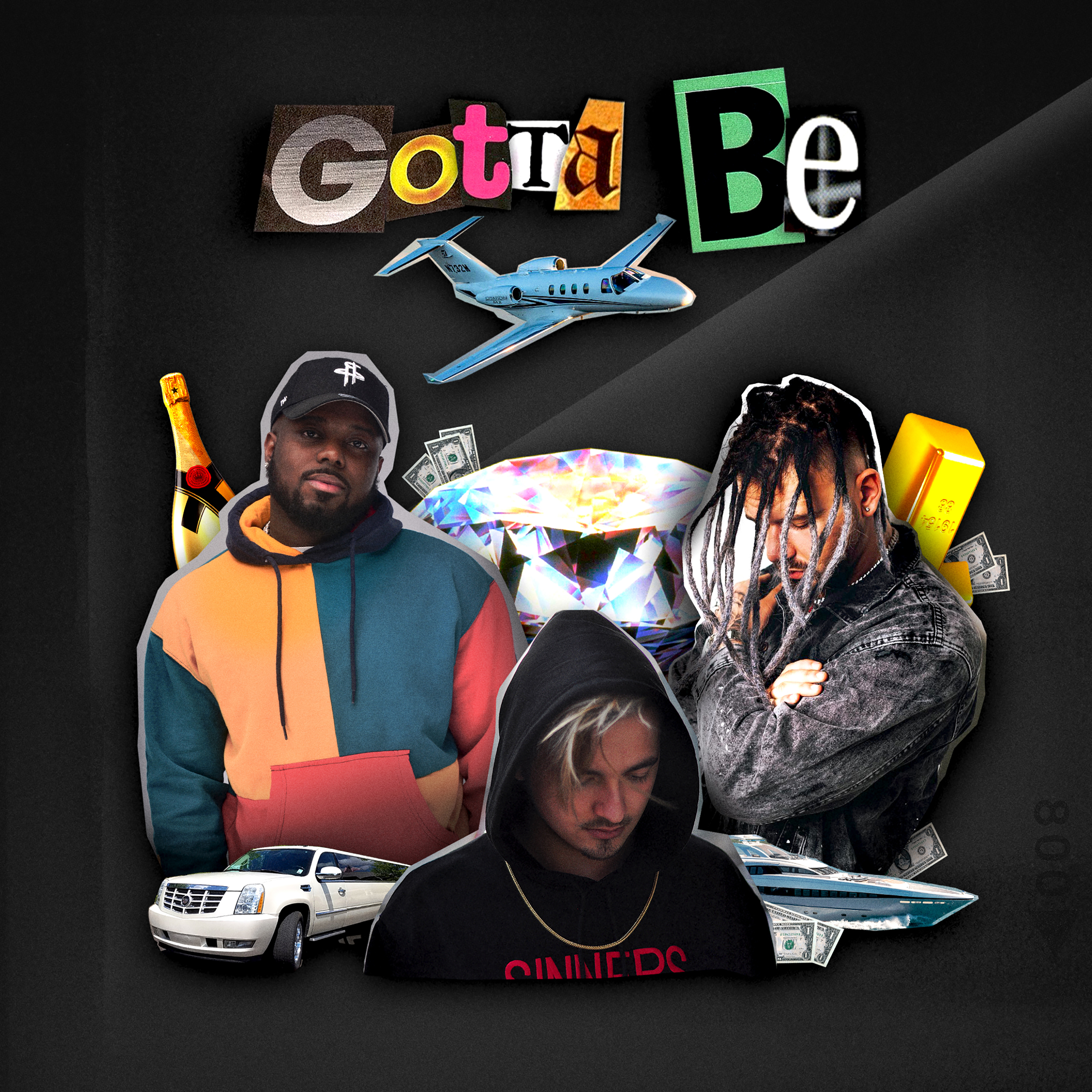 Artists T-Wayne, PH4DE, and andrei collaborate on new single release: Gotta Be