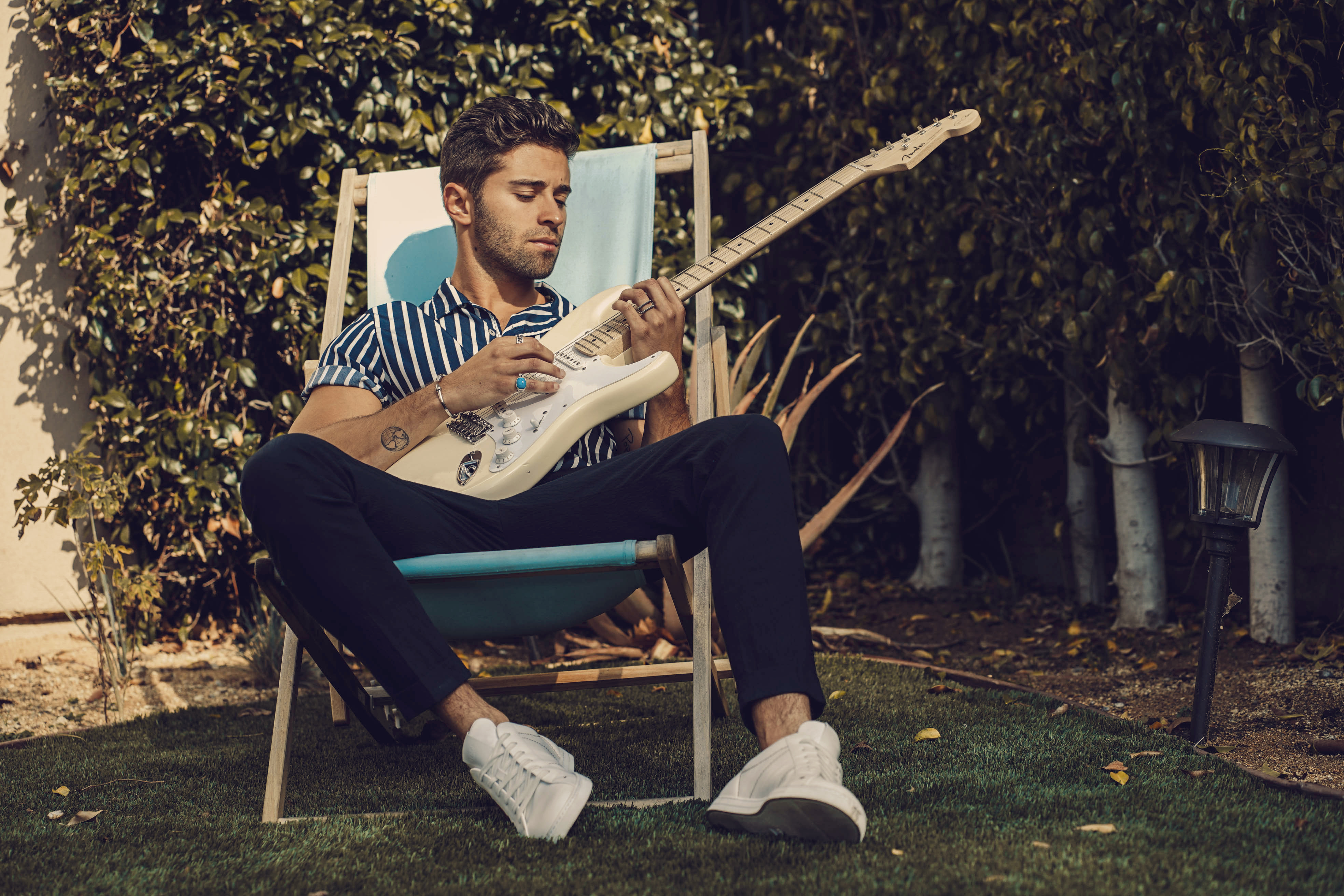 'BASED ON A TRUE STORY.': Jake Miller on his new EP and the Wait For You Tour