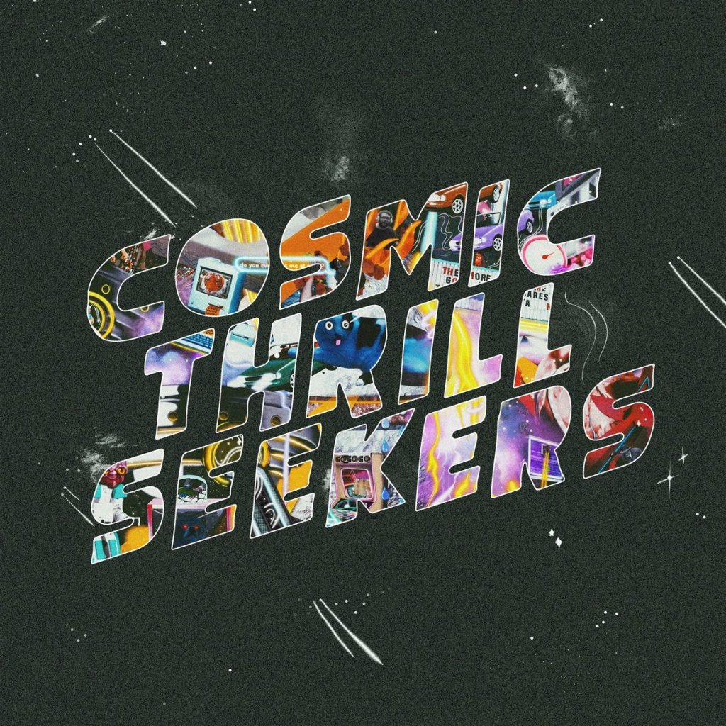 Review: Prince Daddy & The Hyena, 'Cosmic Thrill Seekers'