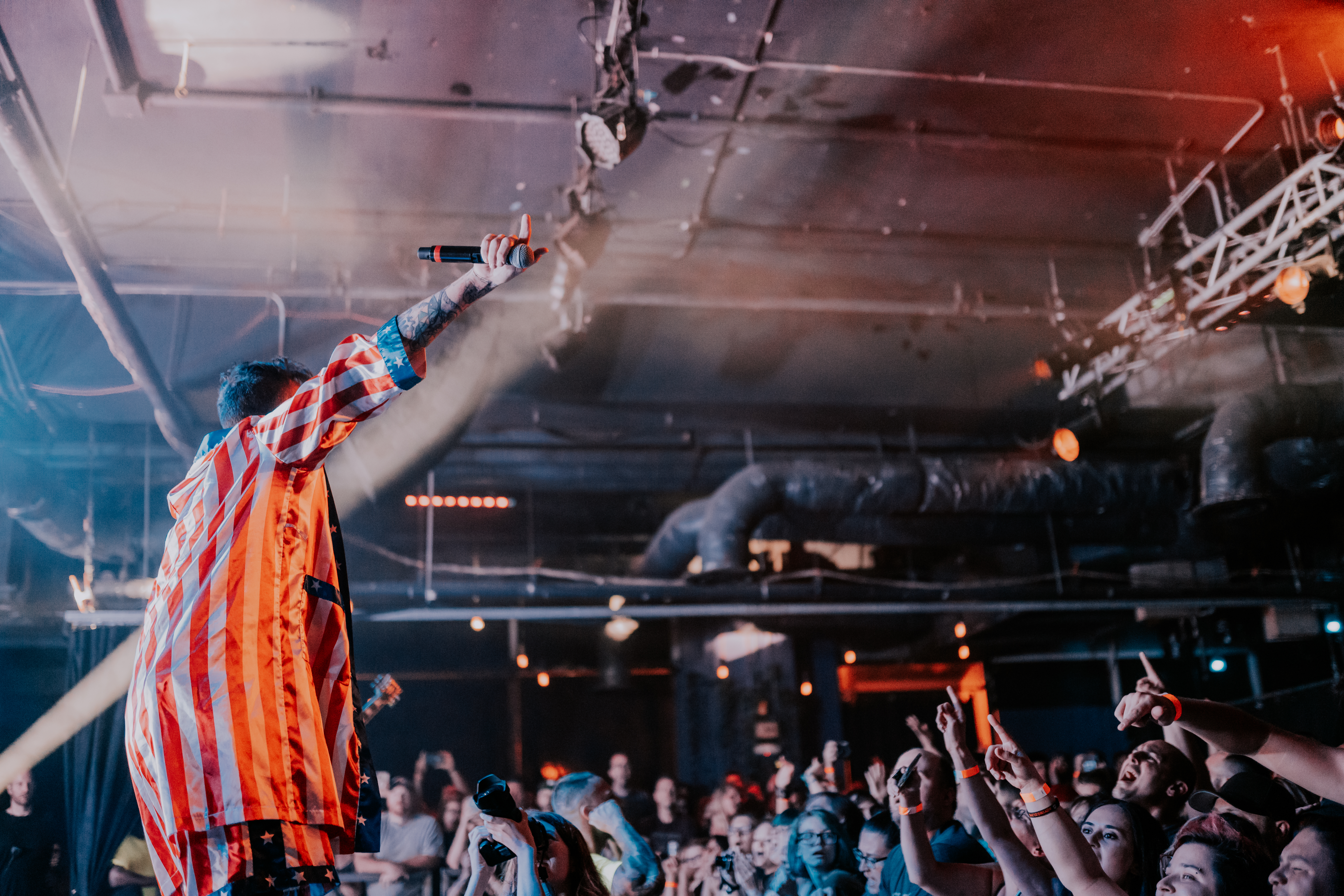 New Found Glory exudes the energy of classic rock concerts