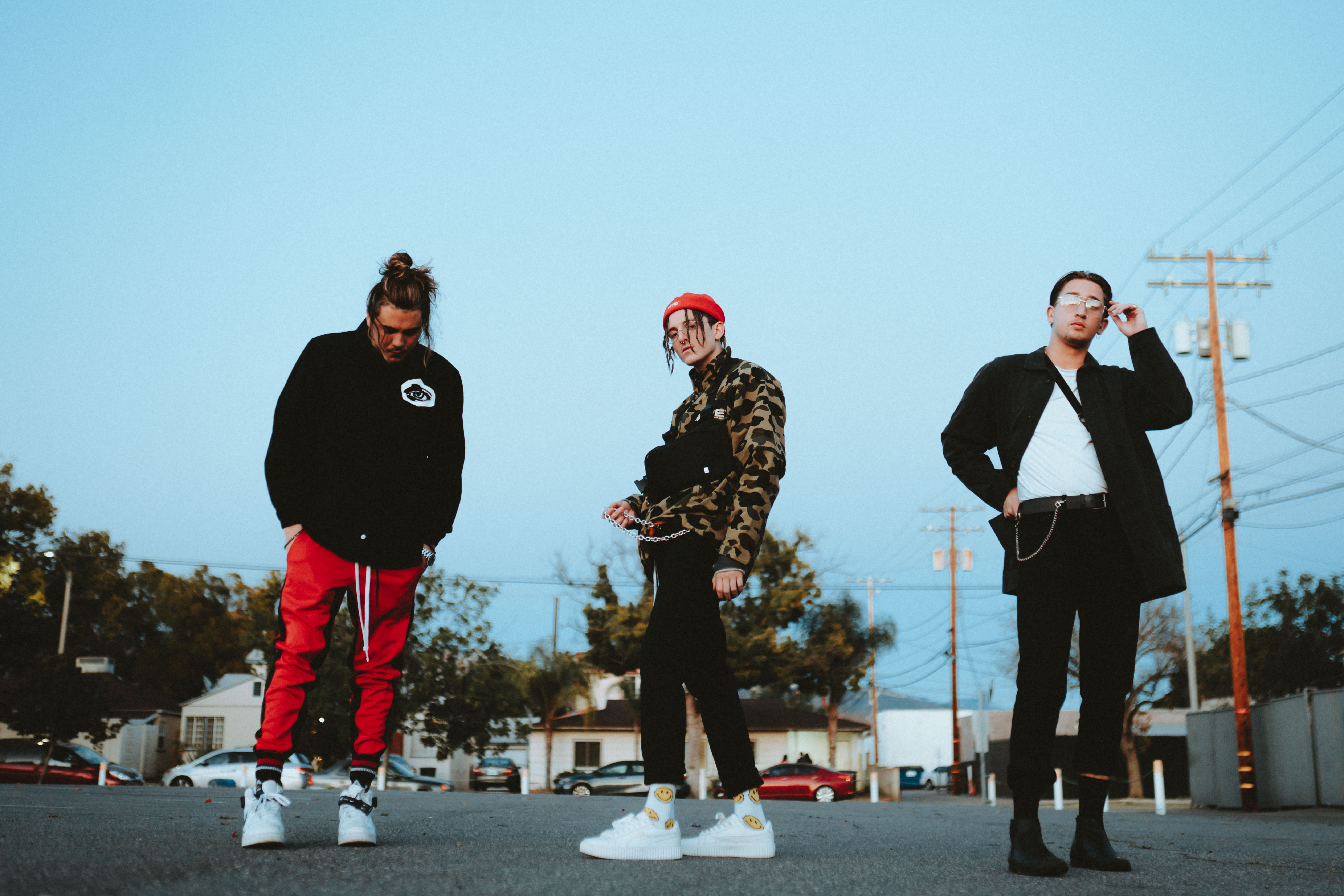 Chase Atlantic goes through 'Phases' and finds deeper parts of themselves