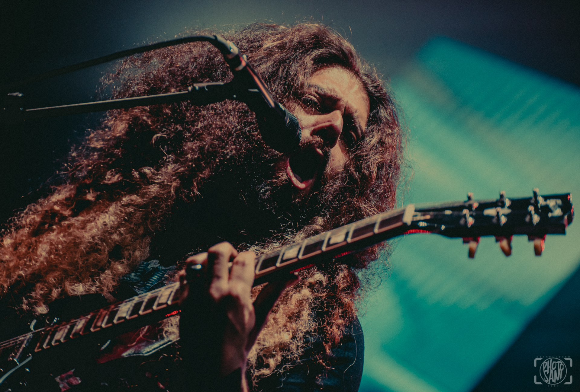 Coheed and Cambria headline the lively Unheavenly Skye Tour