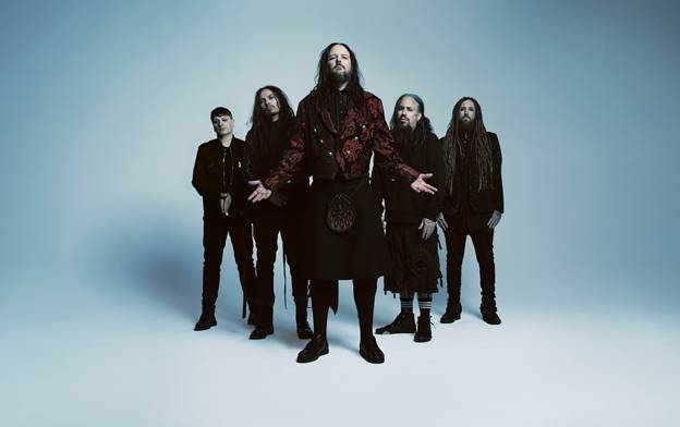 "Korn announce new album + drop new single ""You'll Never Find Me"""