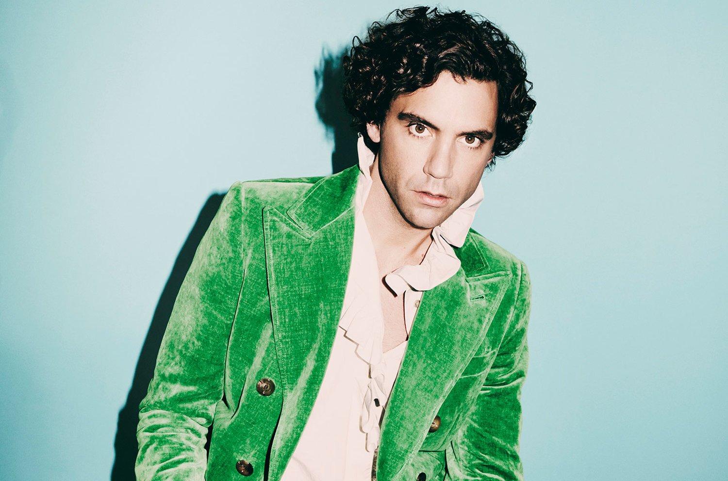 """Watch MIKA's sugar-sweet video for """"Ice Cream"""""""