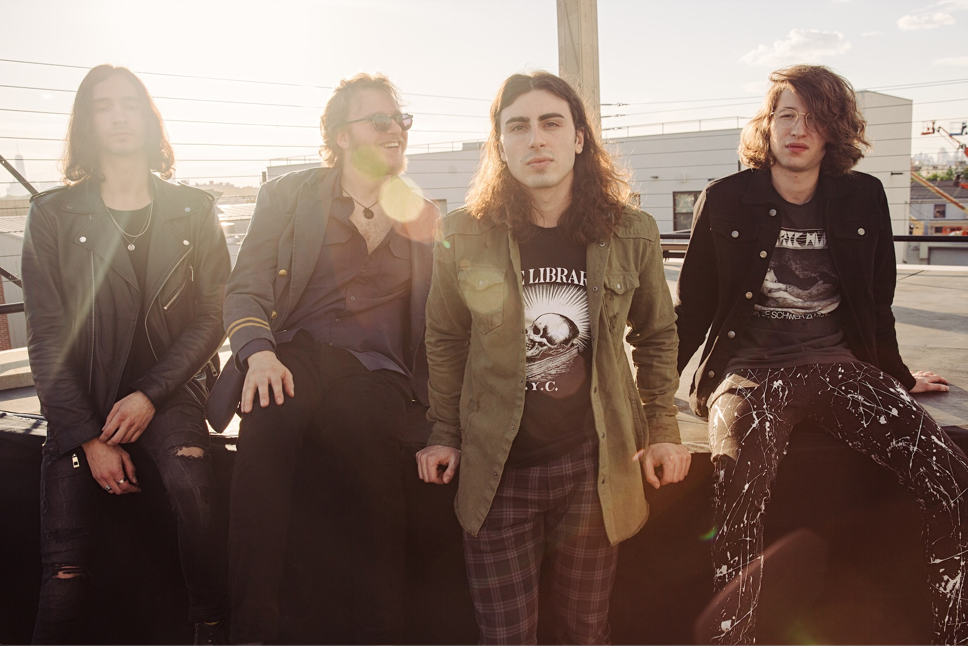 """PREMIERE: BRKN LOVE bring the energy in """"Shot Down"""" music video"""