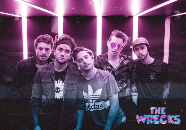 """The Wrecks release new single, """"Freaking Out"""""""