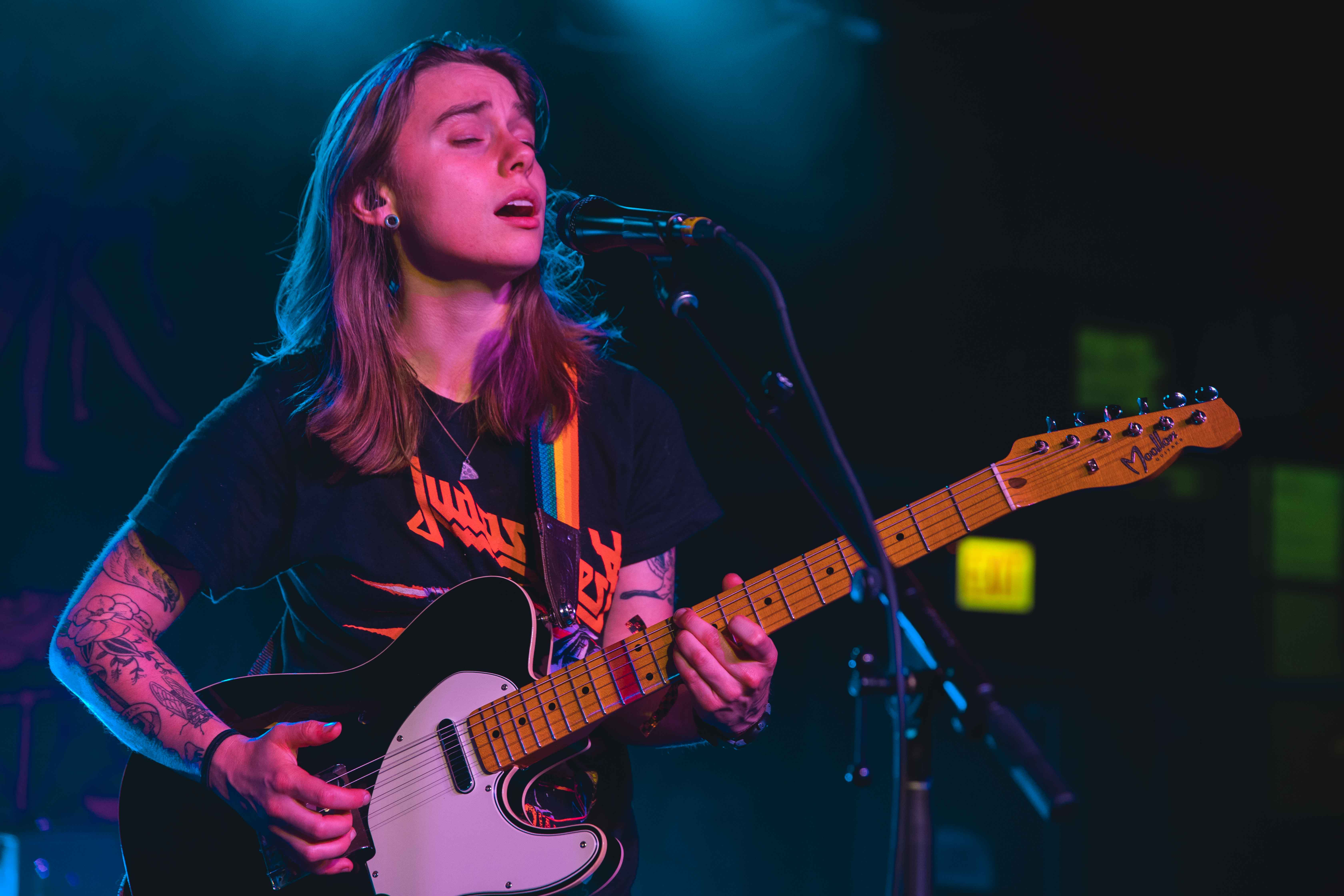LIVE REVIEW: Julien Baker fits right in with a loyal crowd