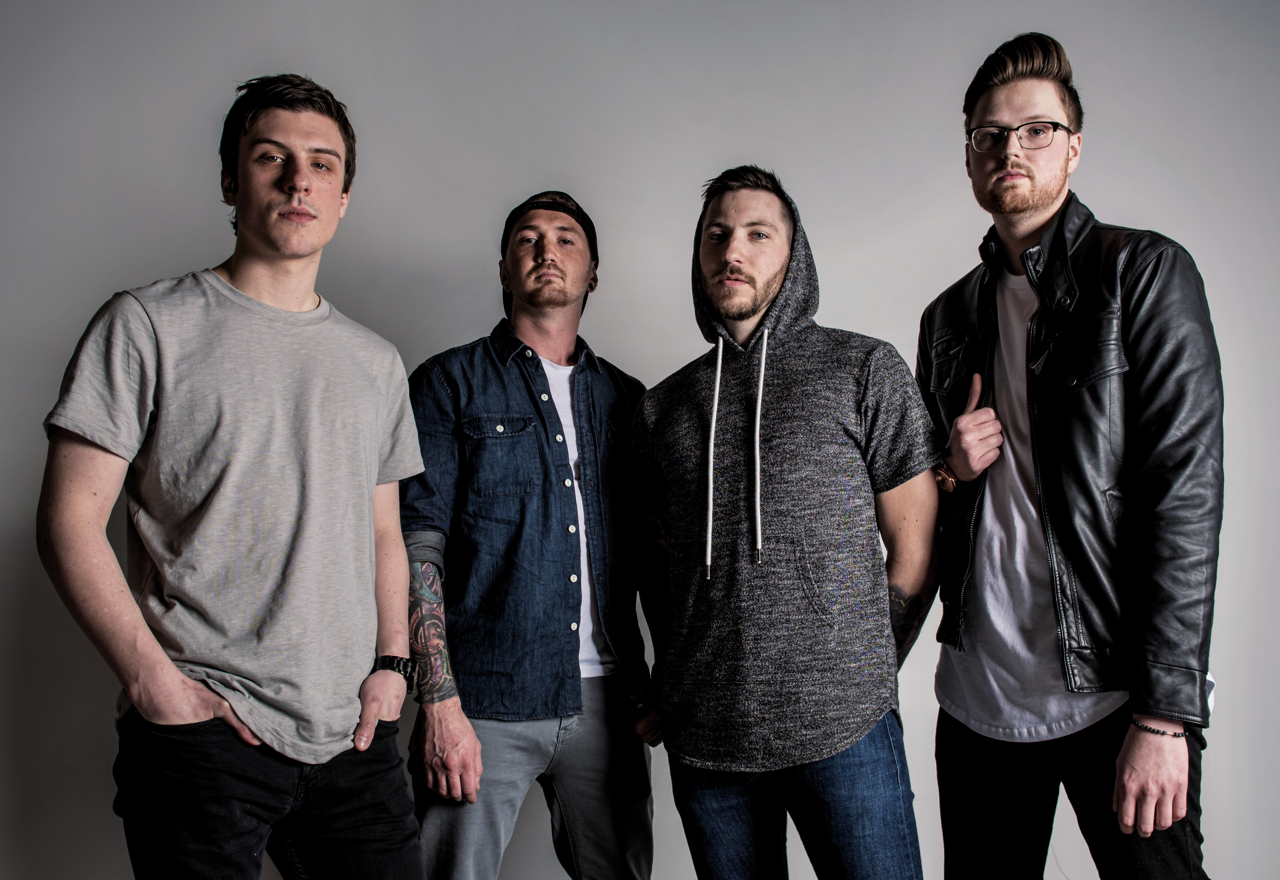 """PREMIERE: Hard rock newcomers TIMELESS leave a mark with """"BREAK BY DESIGN"""""""