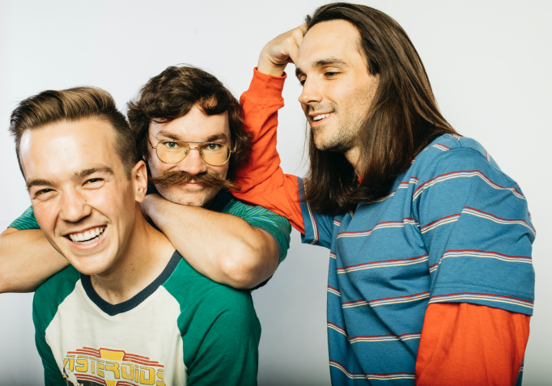 "Tiny Moving Parts sign to Hopeless Records; announce album + drop ""Medicine"""