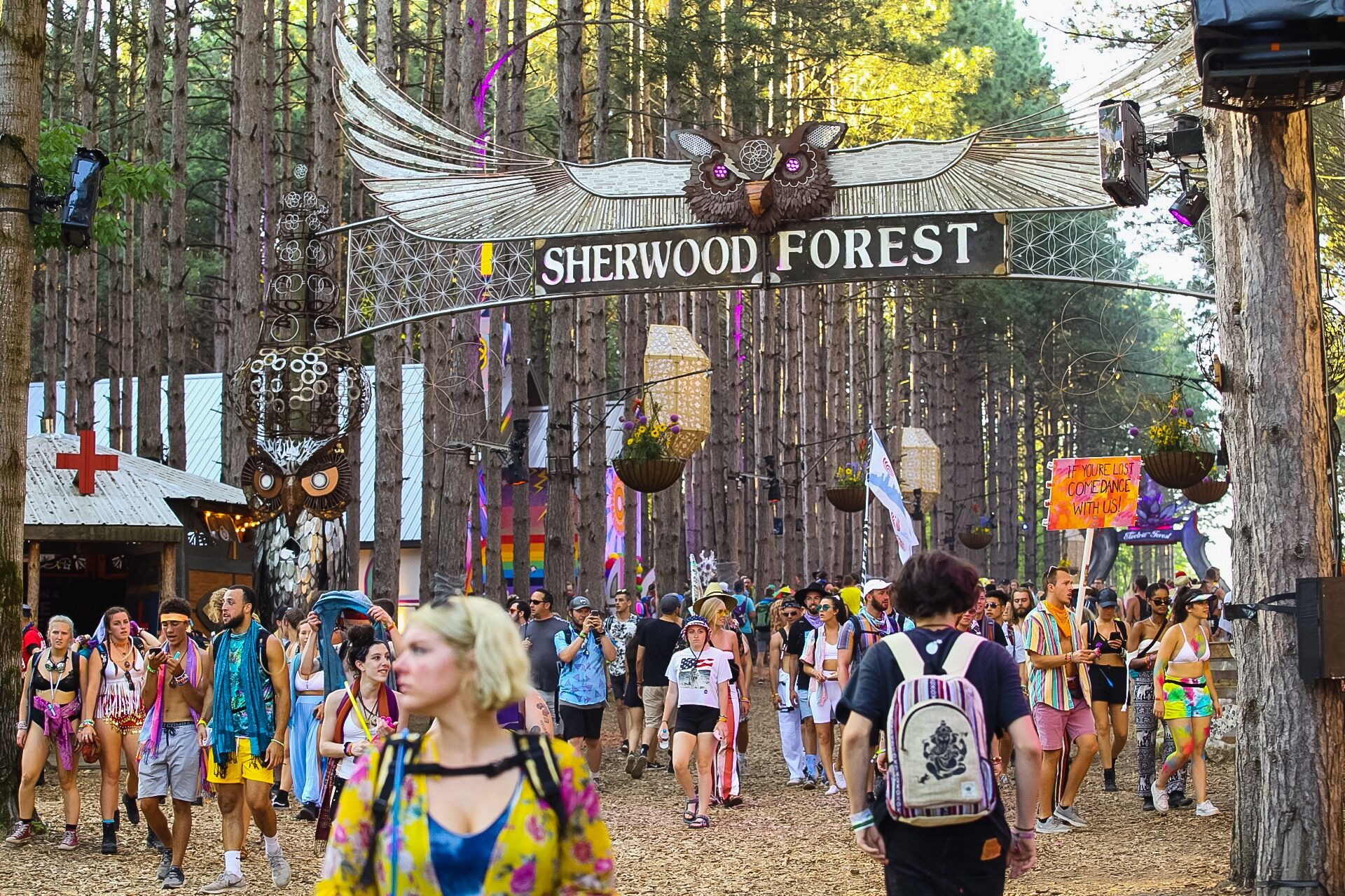 REVIEW: Electric Forest provides another stunning year in 2019