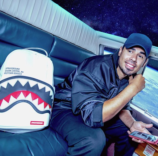 Afrojack Collaborates with Sprayground for High Energy Campaign