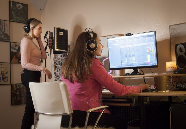 meet LYRE: the production duo behind your favorite songs on the internet