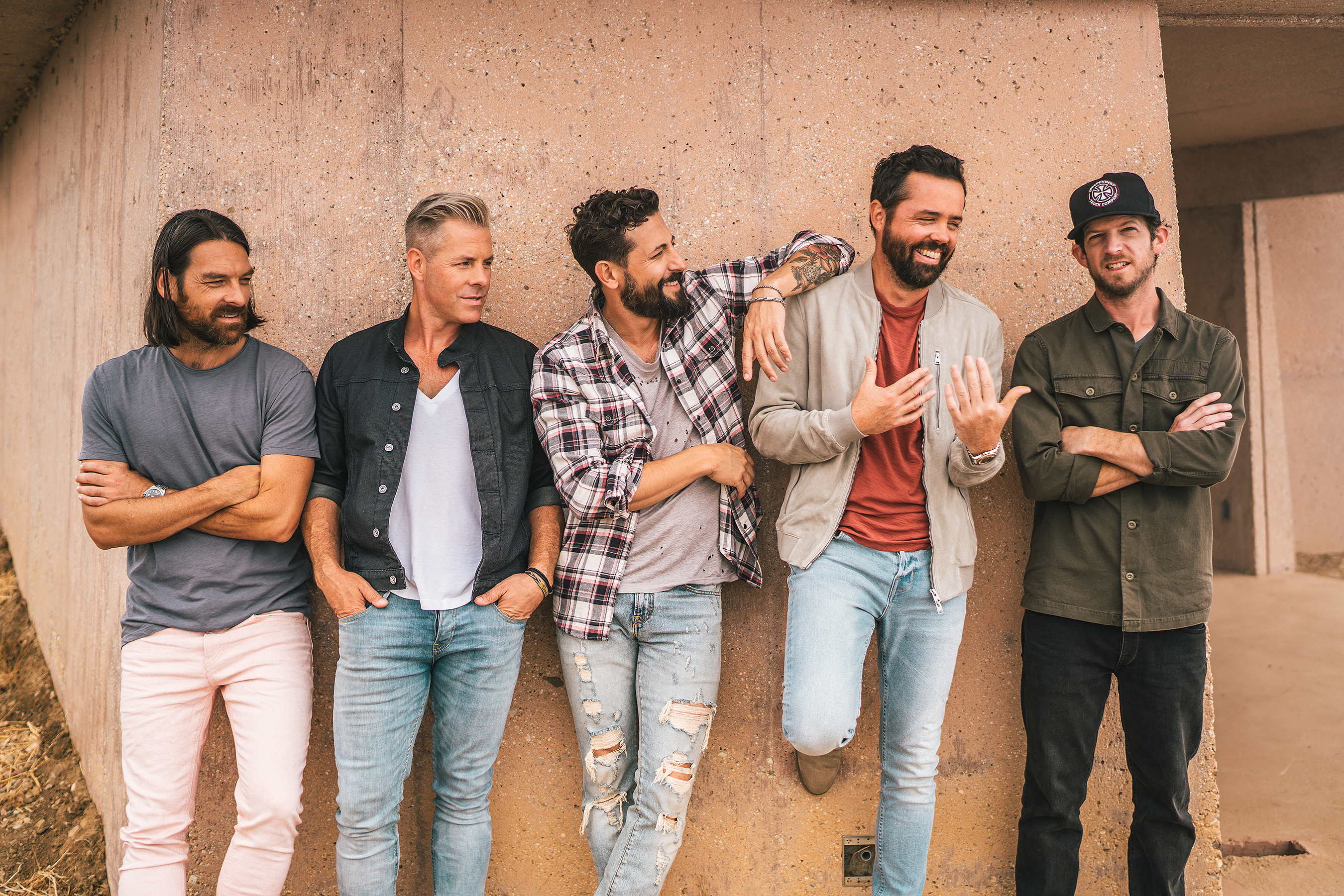 Old Dominion emerges anew with a release date for forthcoming self-titled