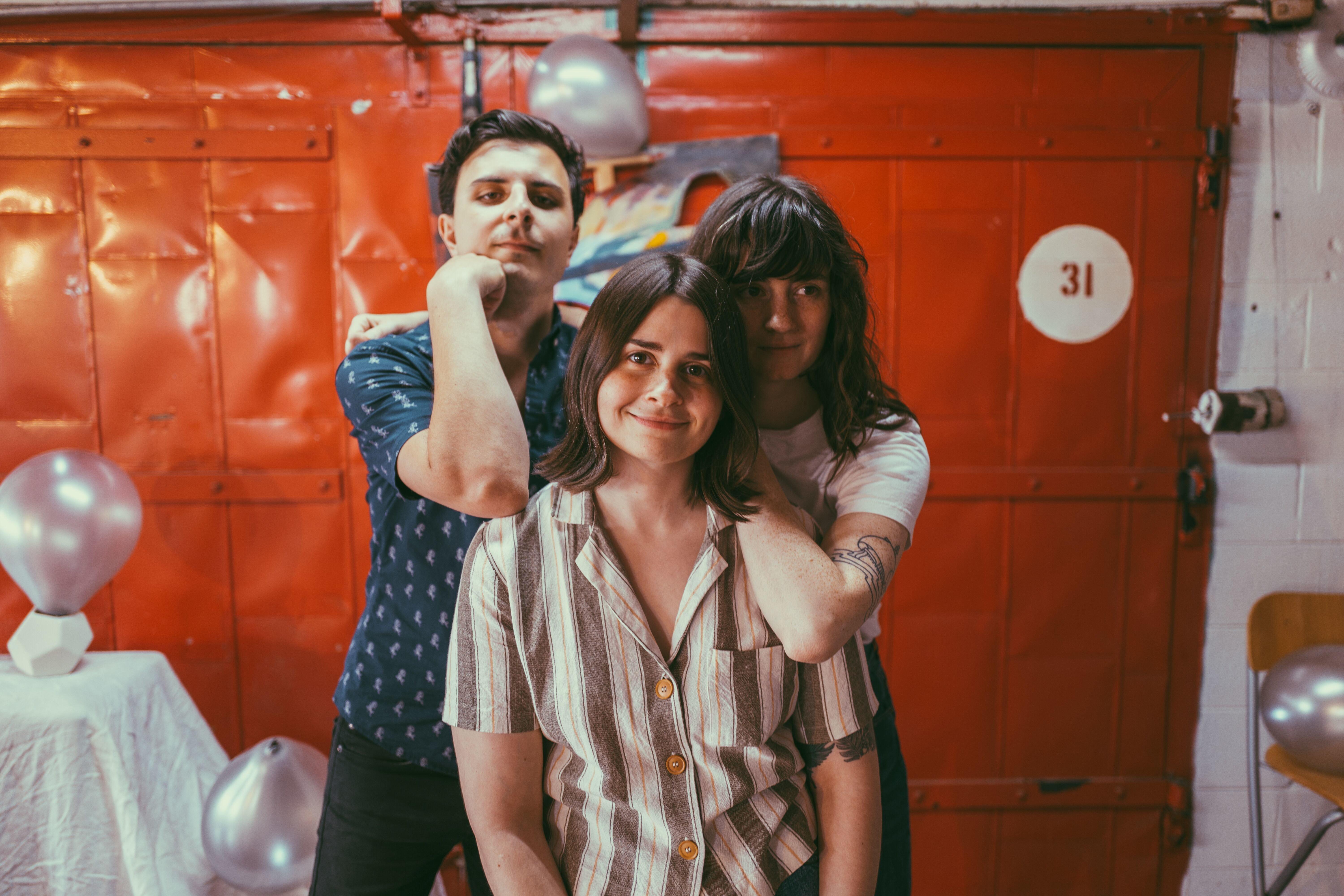 """Queen of Jeans announce new album 'If You're Not Afraid, I'm Not Afraid' with """"Get Lost"""""""