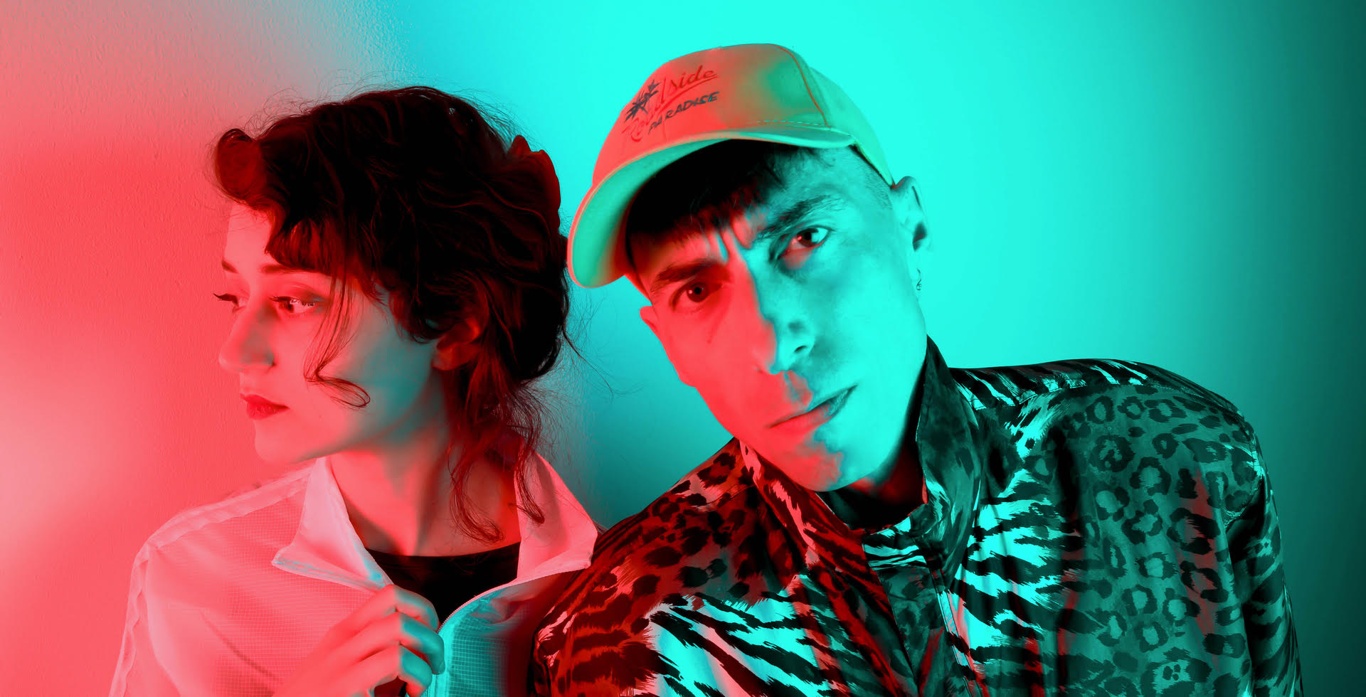 """electro-pop duo Sacre releases """"01:00AM PINK MAMBA"""""""