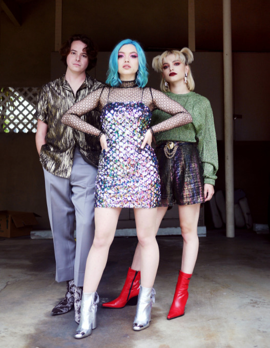 """Hey Violet reveals new track """"Queen Of The Night"""""""