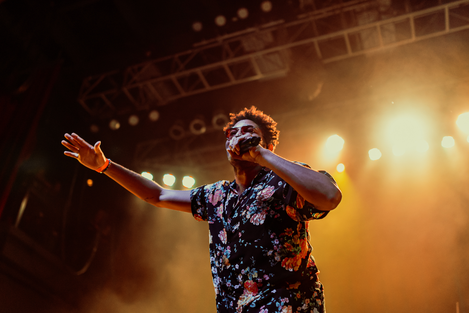 PHOTOS: Bryce Vine debuts new album 'Carnival' with summertime vibes