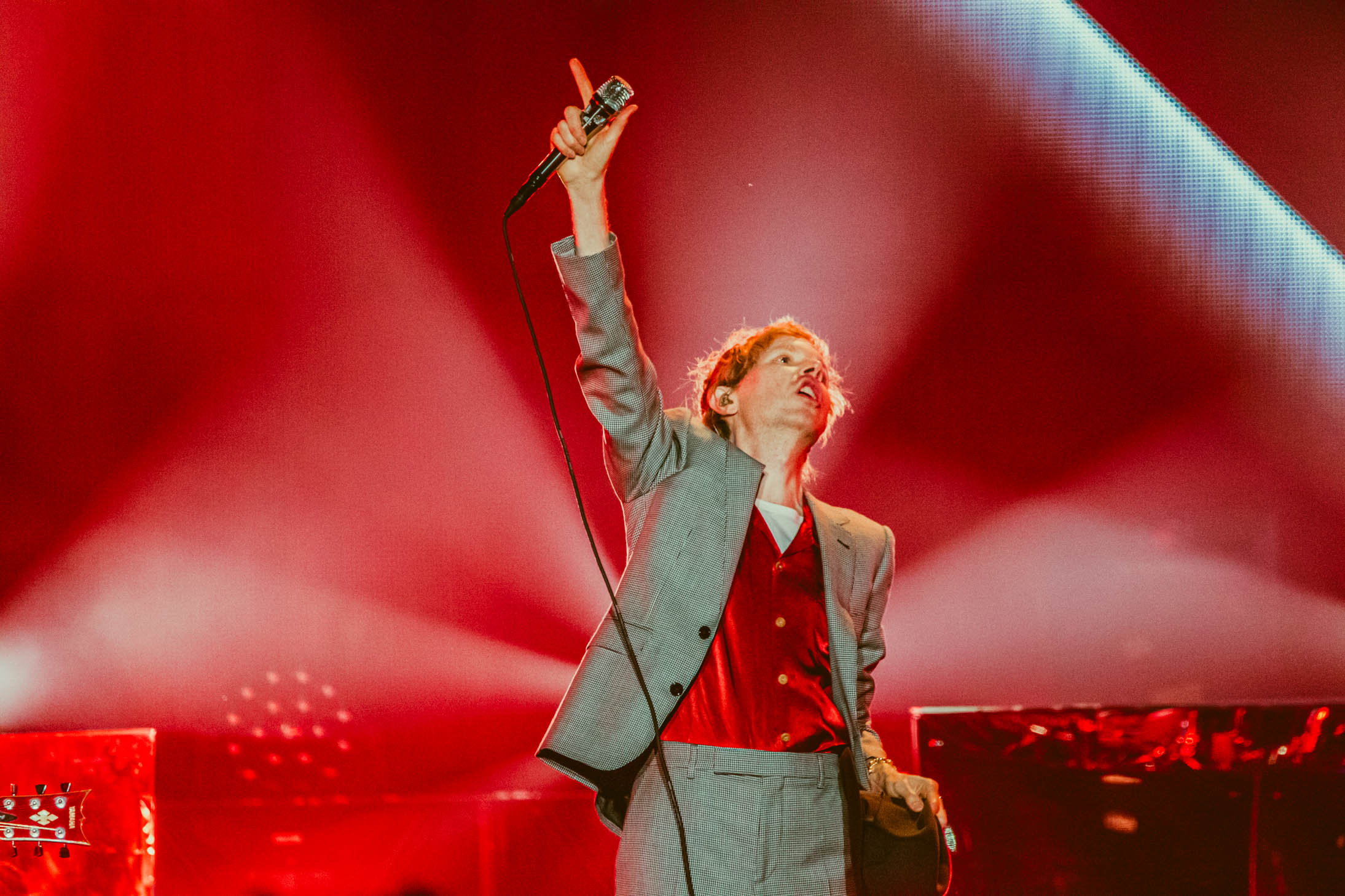 Beck and Cage the Elephant bring The Night Running Tour to Chicacgo
