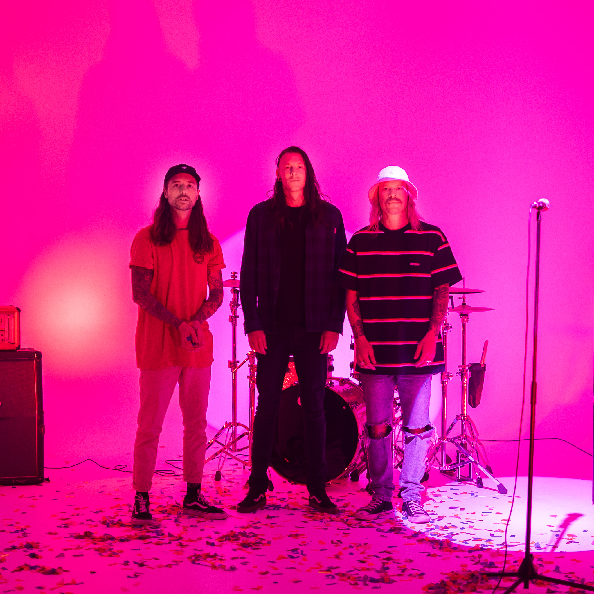 The Dead Love release new LP 'The Extinction of Unicorns'