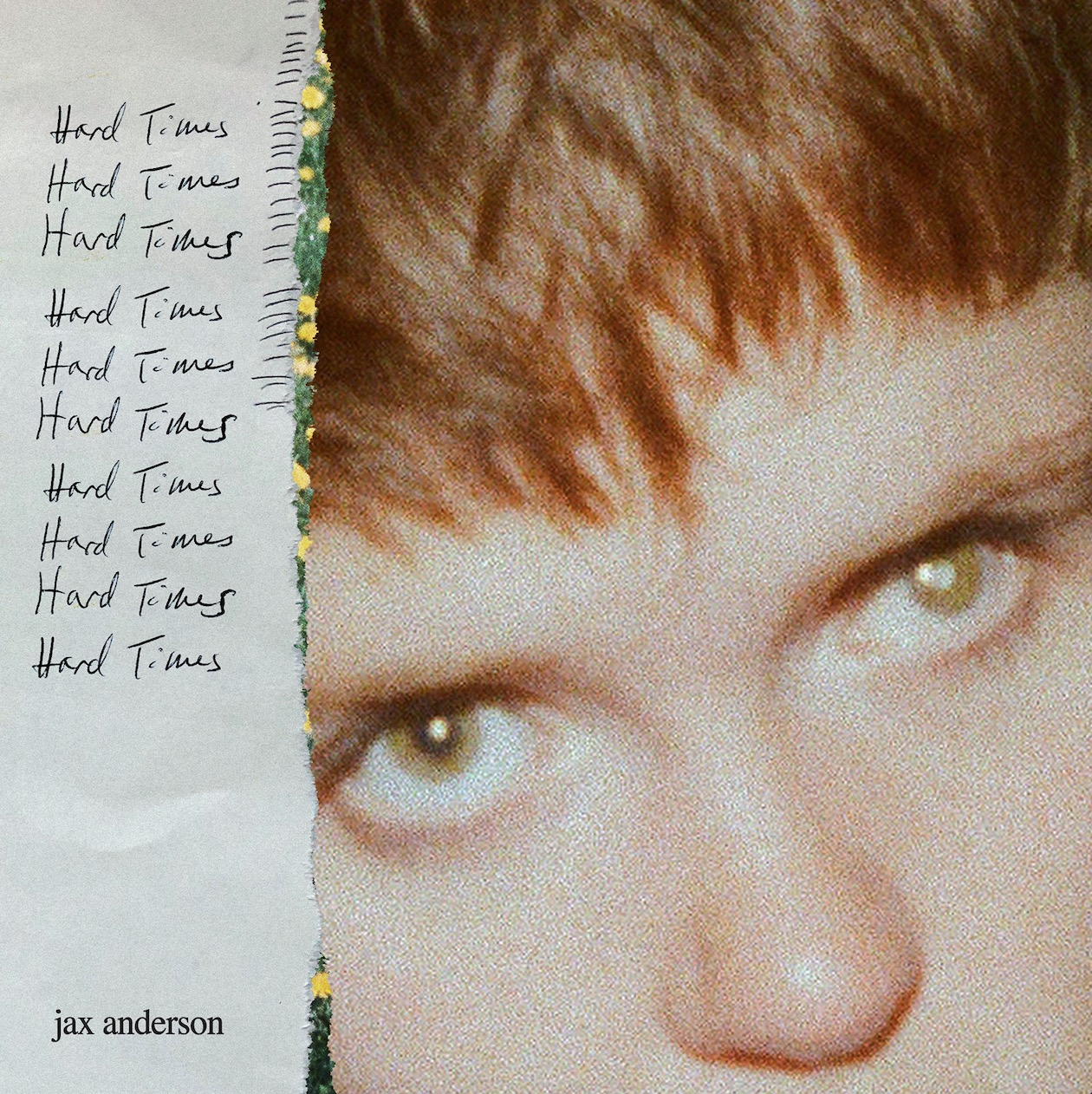 """Jax Anderson (formerly Flint Eastwood) enters a new era with """"Hard Times"""""""