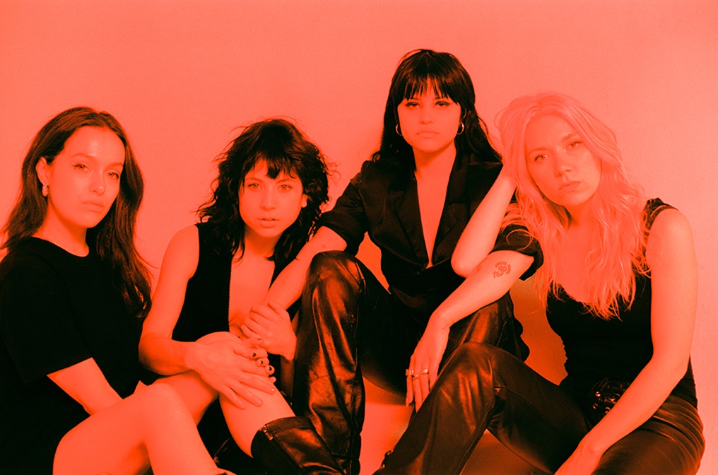 """Nasty Cherry drop exhilarating new single """"Live Forever"""""""