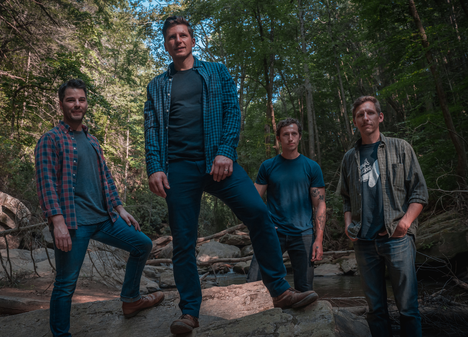 """The Early November release stunning new single, """" I Dissolve"""""""